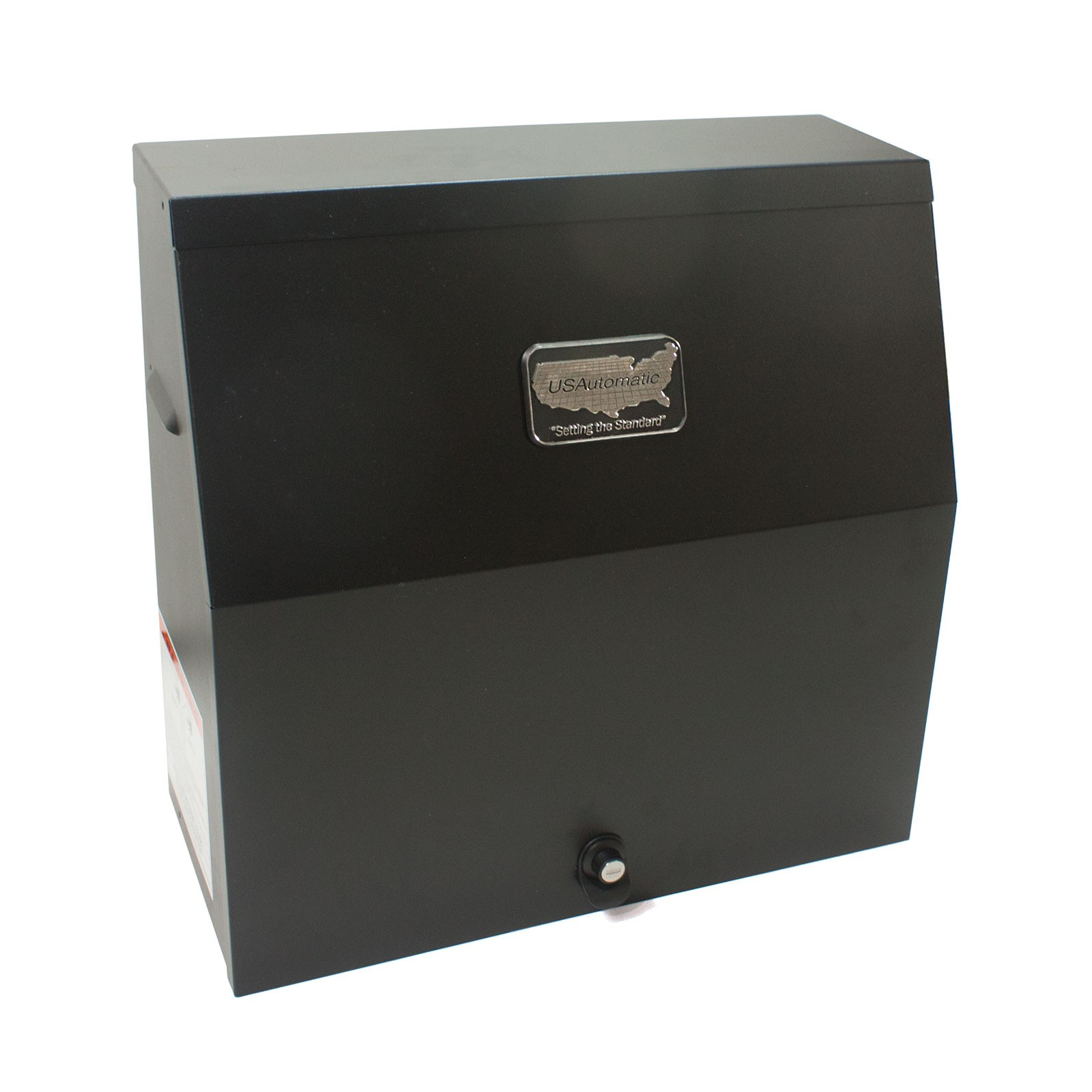 Patriot ii solar charged dual swing gate operator with lcr