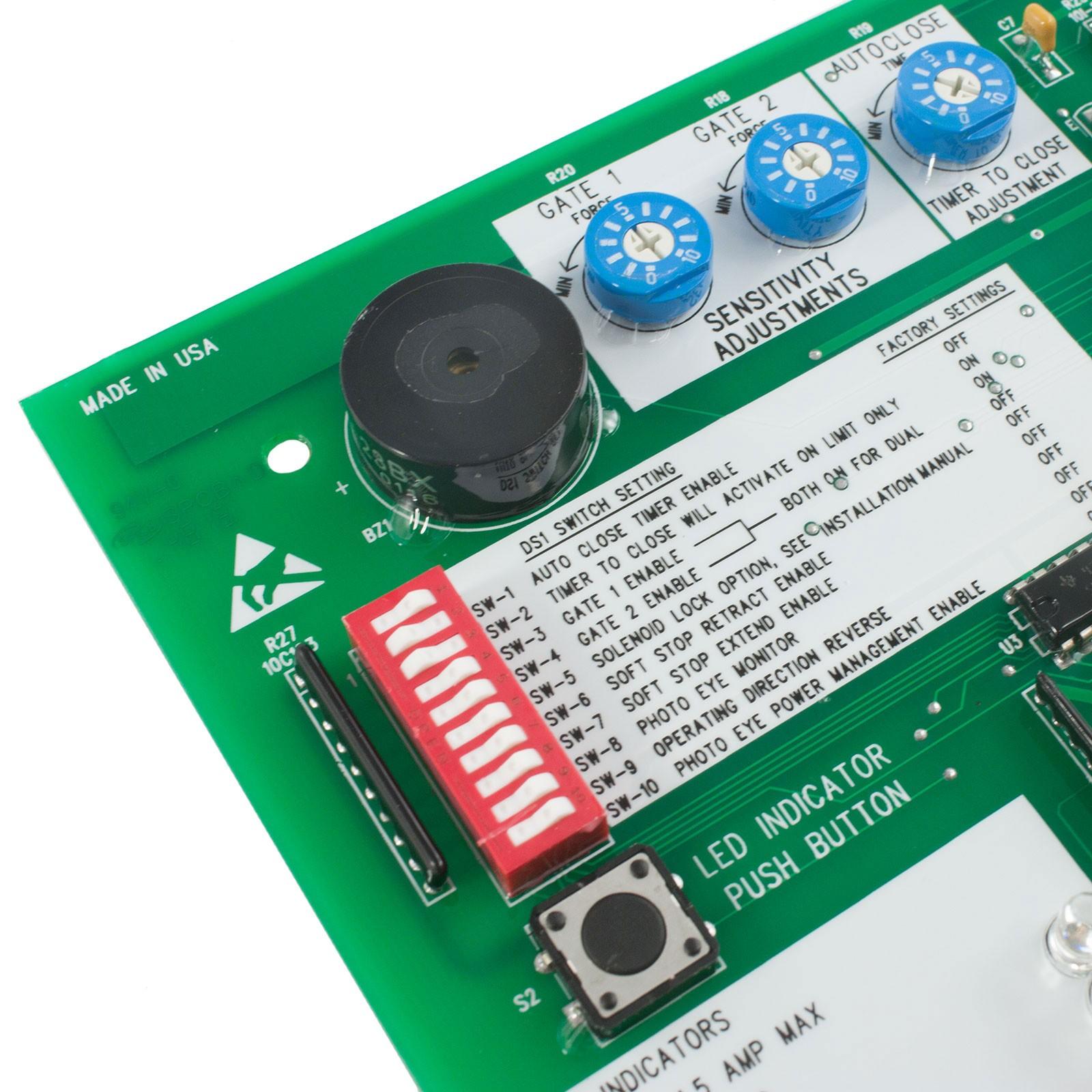 Control Board For Patriot Ul325 2016 Usautomatic 500002