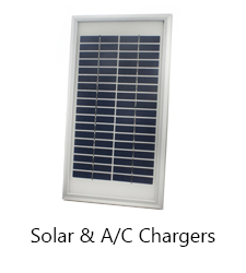 ac and solar chargers
